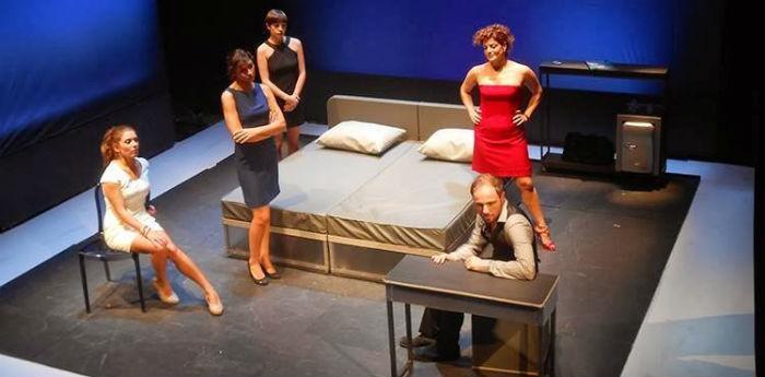 Some Gir(s) in scena al Piccolo Bellini di Napoli con Gabriele Russo