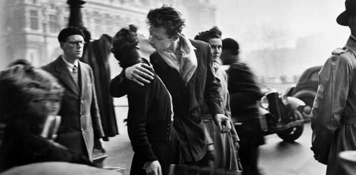 Bacio di Parigi
