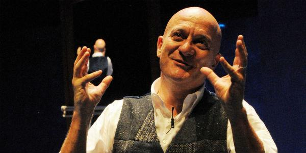 Claudio Bisio in Father and Son al Teatro Bellini di Napoli