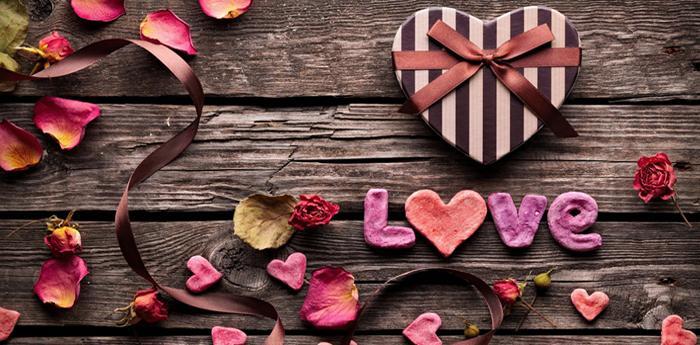 San Valentino la notte degli innamorati
