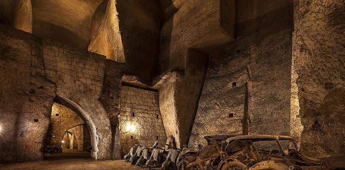 Tunnel Borbonico di Napoli