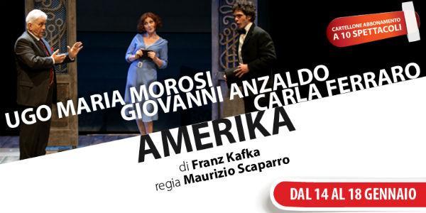 Amerika Teatro Nuovo di Napoli