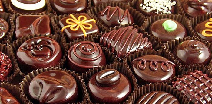 Cioccolatini vari