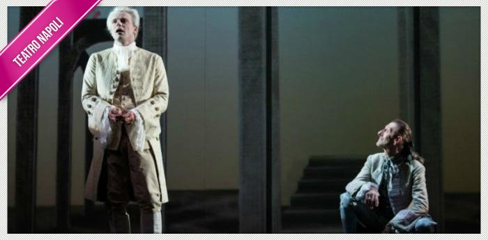 Alessandro Preziosi e Nando Paone al Teatro Diana con lo spettacolo Don Giovanni