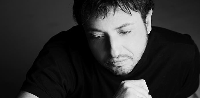 Il cantante napoletano Gigi Finizio