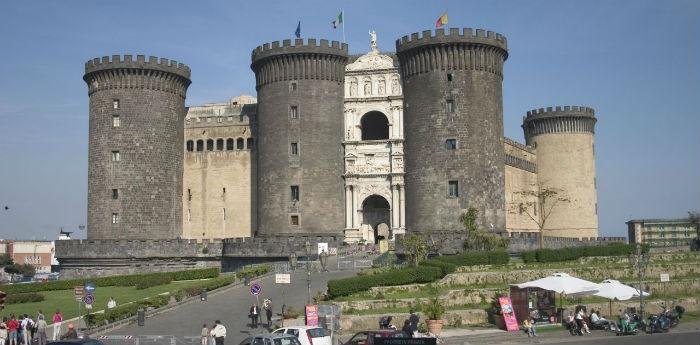 Castello Maschio Angioino di Napoli