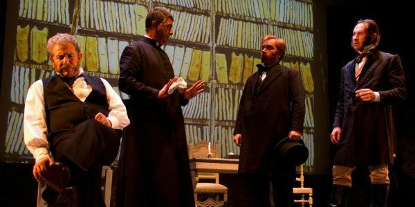 Mastro Don Gesualdo Teatro Bellini di Napoli