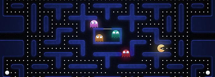 Videogame di Pacman