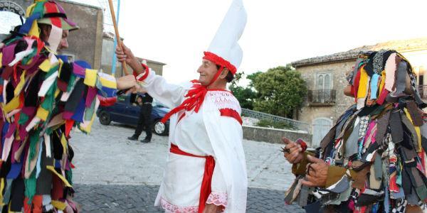 Il Carnevale a Montemarano (AV)