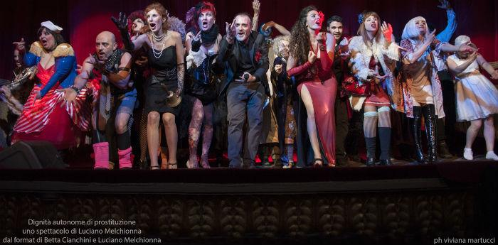 Al Teatro Bellini di Napoli torna Dignità Autonome di Prostituzione