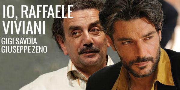 Giuseppe Zeno e Gigi Savoia in Io, Raffaele Viviani al Teatro Totò
