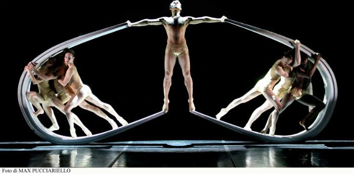 Lo spettacolo Alchemy dei Momix al Teatro Bellini di Napoli