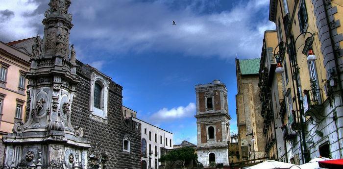 Visite guidate centro storico di Napoli