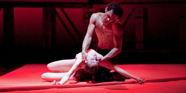 Una scena de l'Otello al Teatro San Carlo di Napoli