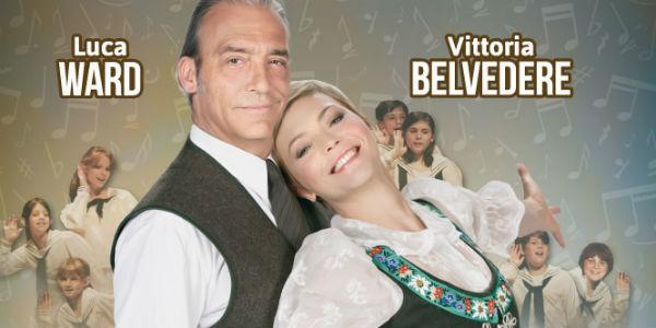 Luca Ward e Vittoria Belvedere in Tutti insieme appassionatamente al Teatro Augusteo