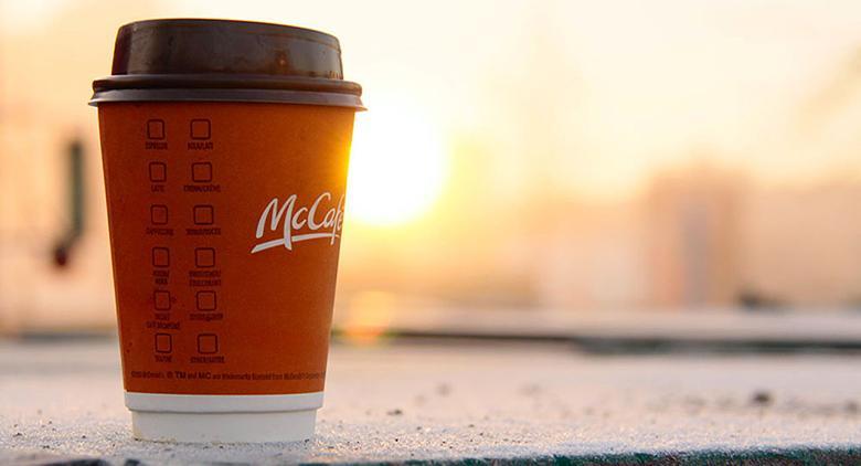 McCafè il caffè di McDonald's