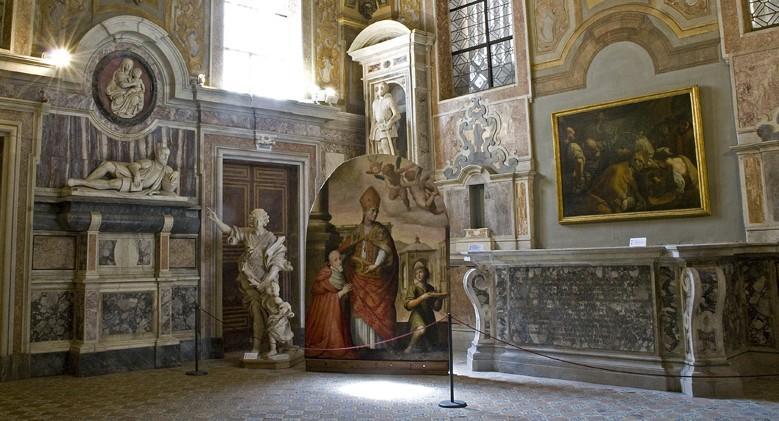 chiesa donnaregina napoli