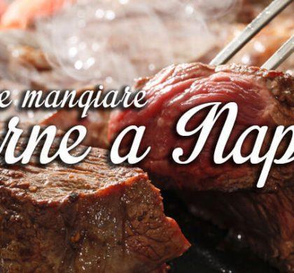 Steakhouse a Napoli: 4 posti dove mangiare la migliore carne