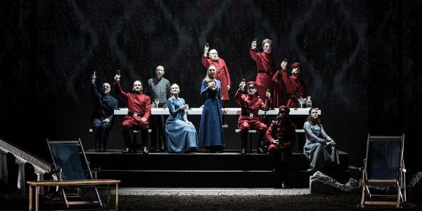 Tre sorelle di Cechov al Teatro Mercadante