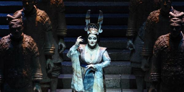 La Turandot al Teatro San Carlo di Napoli