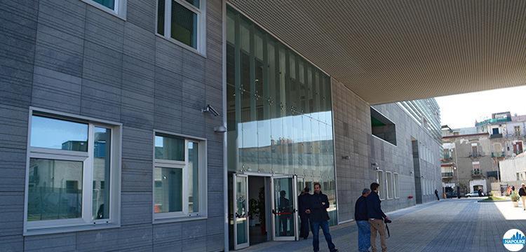 Università S.Giovanni a Teduccio