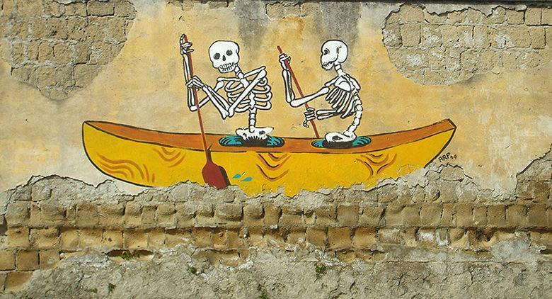 Murales a Napoli