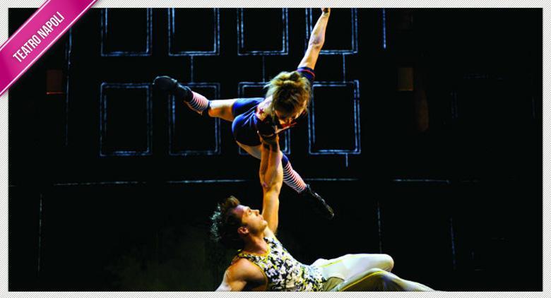 Cirque Eloize al Palapartenope di Napoli