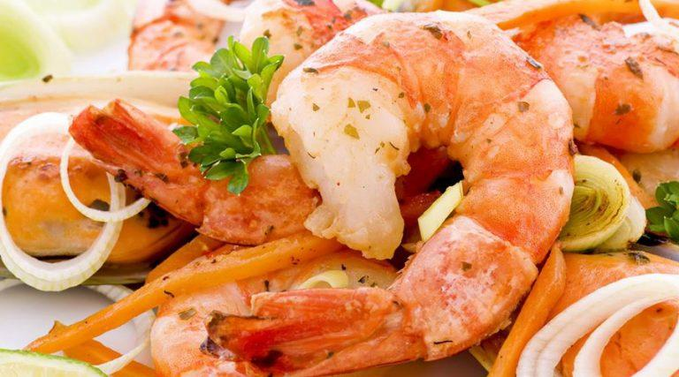 Seafood dish, where to eat fish in Naples