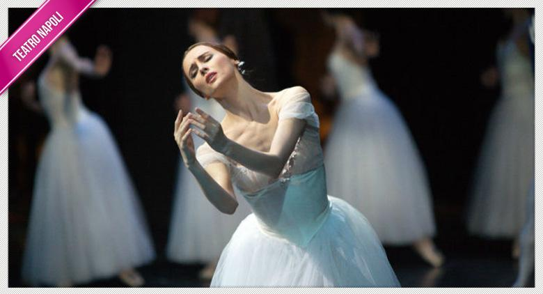 Giselle al Teatro San Carlo