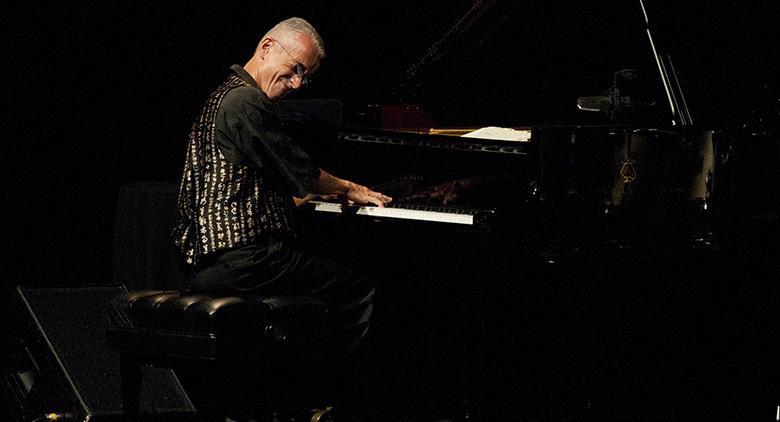 Il pianista Keith Jarrett