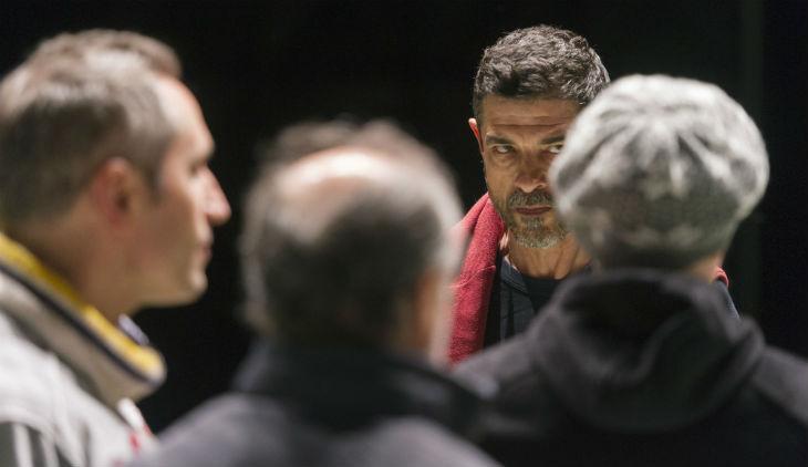 Alessandro Gassmann in Qualcuno volò sul nido del cuculo al Teatro Bellini di Napoli