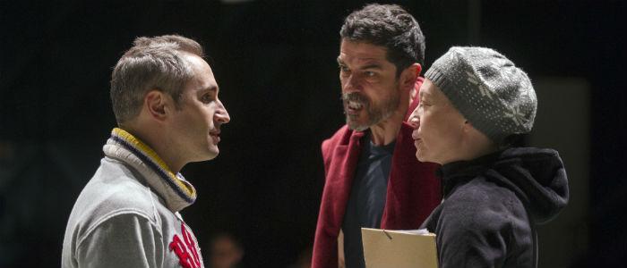 Alessandro Gassmann al Teatro Bellini con Qualcuno volò sul nido del cuculo