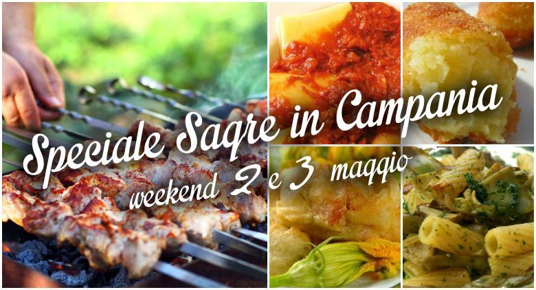 Sagre in Campania nel weekend 2 e 3 maggio 2015