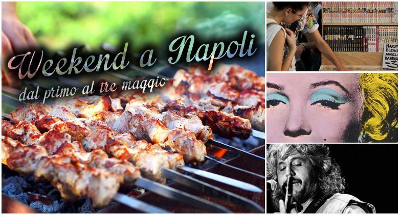 Weekend Napoli 1-2-3 maggio 2015