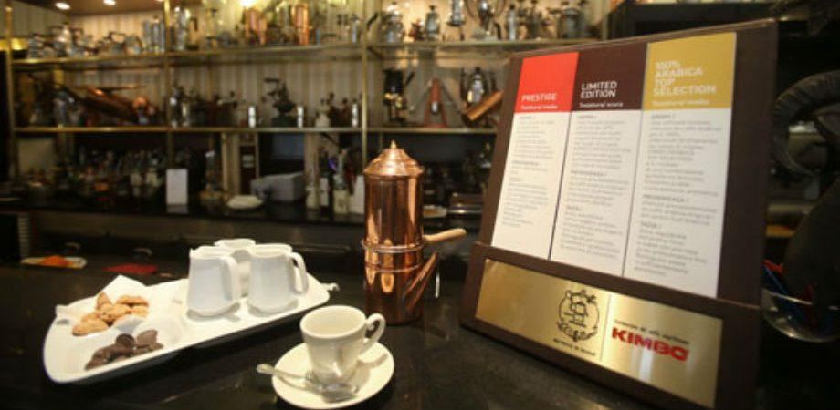 Gran Caffè La Caffettiera en Nápoles