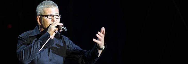 Il cantautore Michele Zarrillo