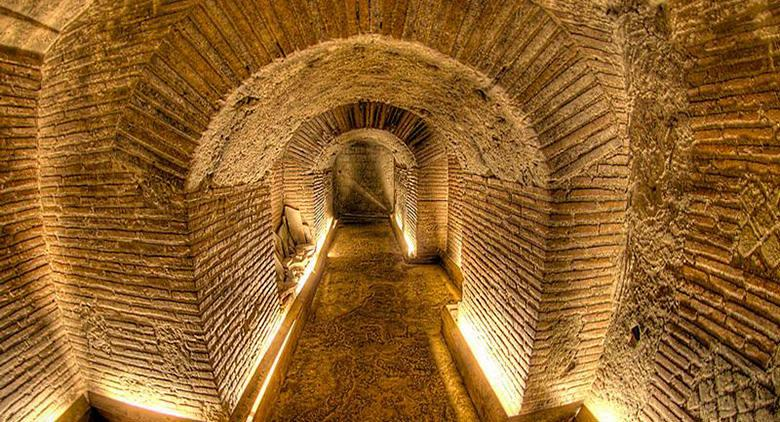 Tunnel di Napoli Sotterranea