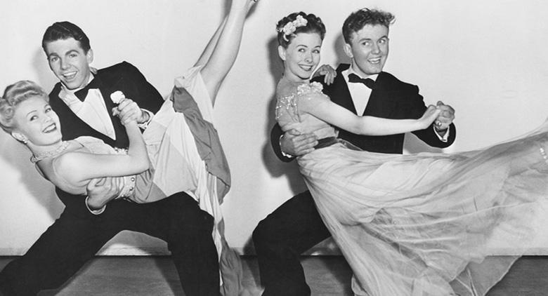 Ballo swing anni '30