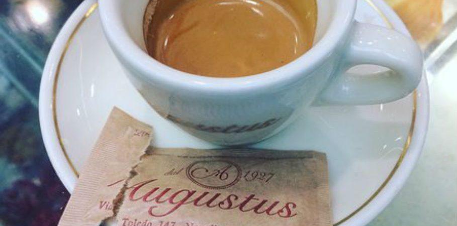 Кофе август