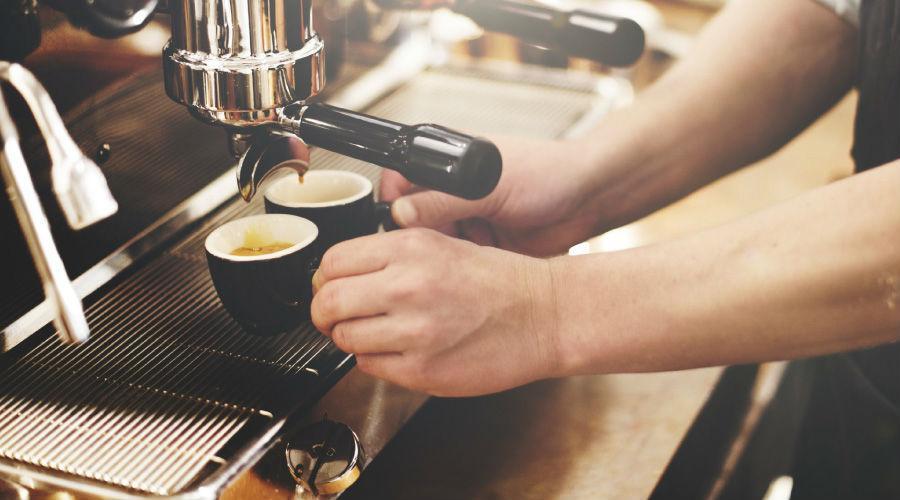 Bester Kaffee in Neapel