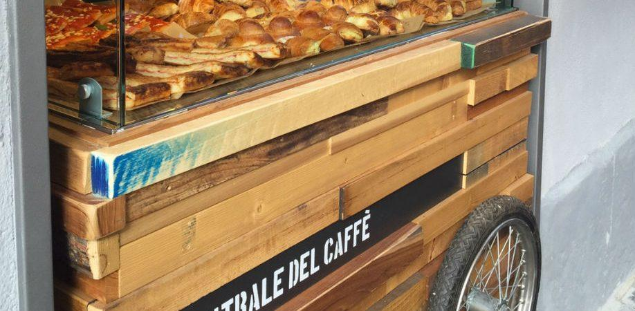 Zentralkaffee in Neapel