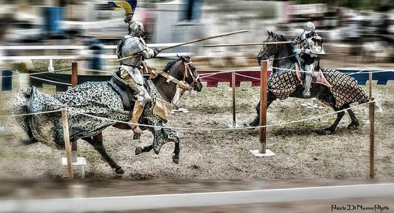 Giostra dei Cavalieri a Napoli