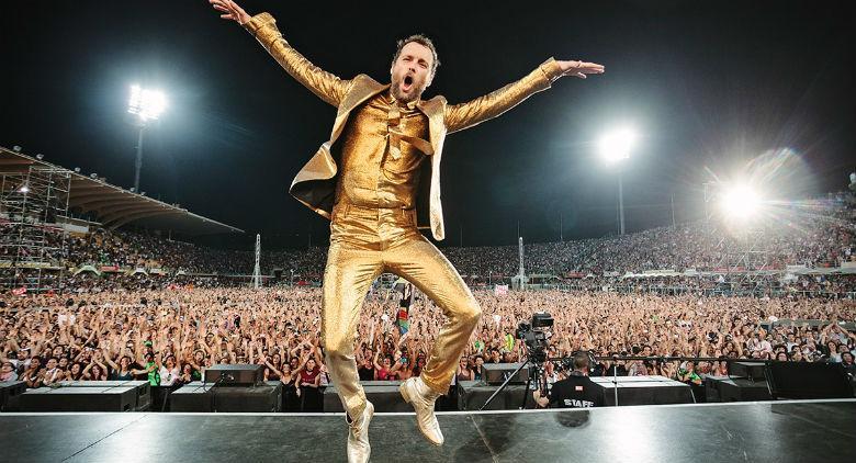 Jovanotti sarà il 26 luglio allo Stadio San Paolo di Napoli con il suo concerto