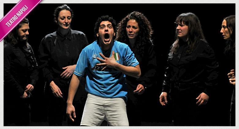Lo spettacolo Le sorelle Macaluso al Teatro Mercadante di Napoli