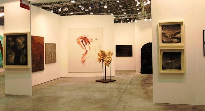 Napoli Arte Fiera alla Mostra d'Oltremare
