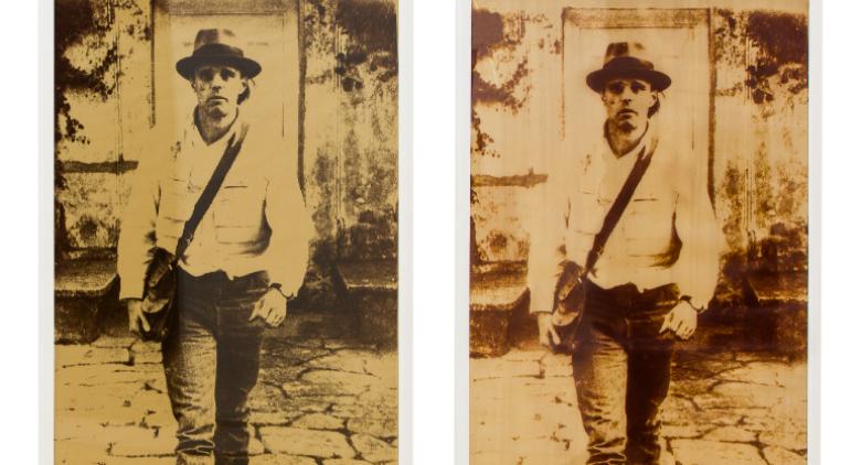 Joseph Beuys, La Rivoluzione siamo noi Museo Madre