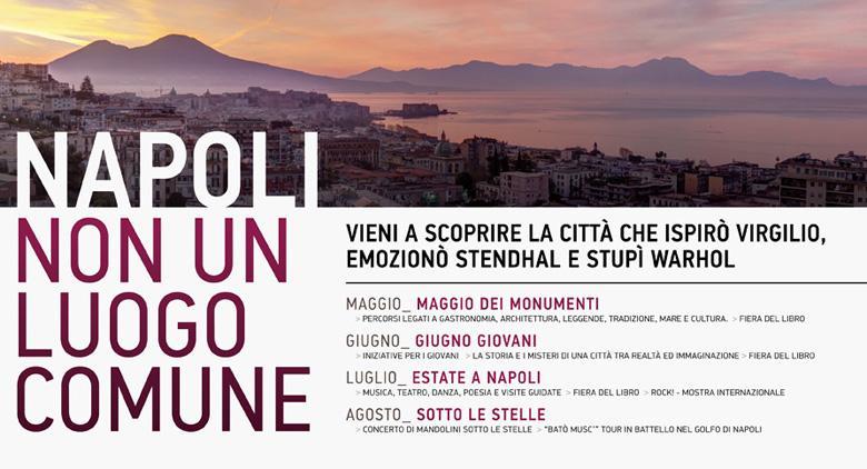 Napoli, non un luogo comune