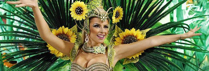 Ballerina di samba