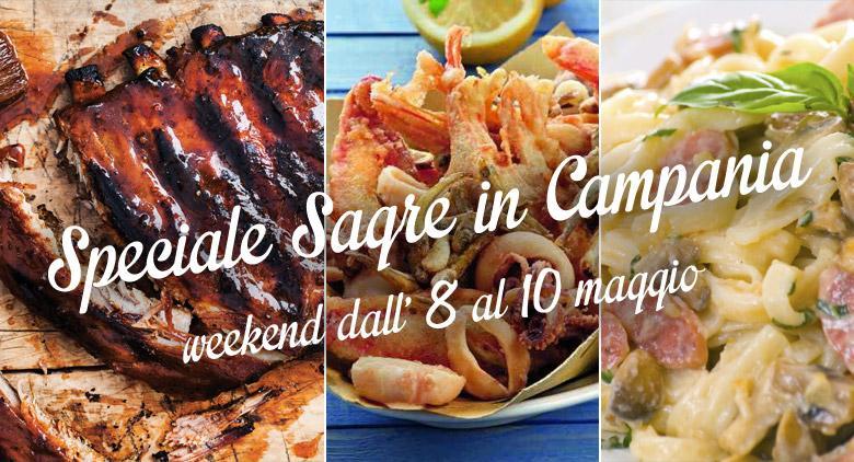 Le sagre in Campania dall'8 al 10 maggio 2015