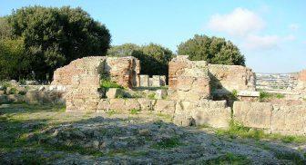 Il Parco Archeologico di Cuma (Napoli)